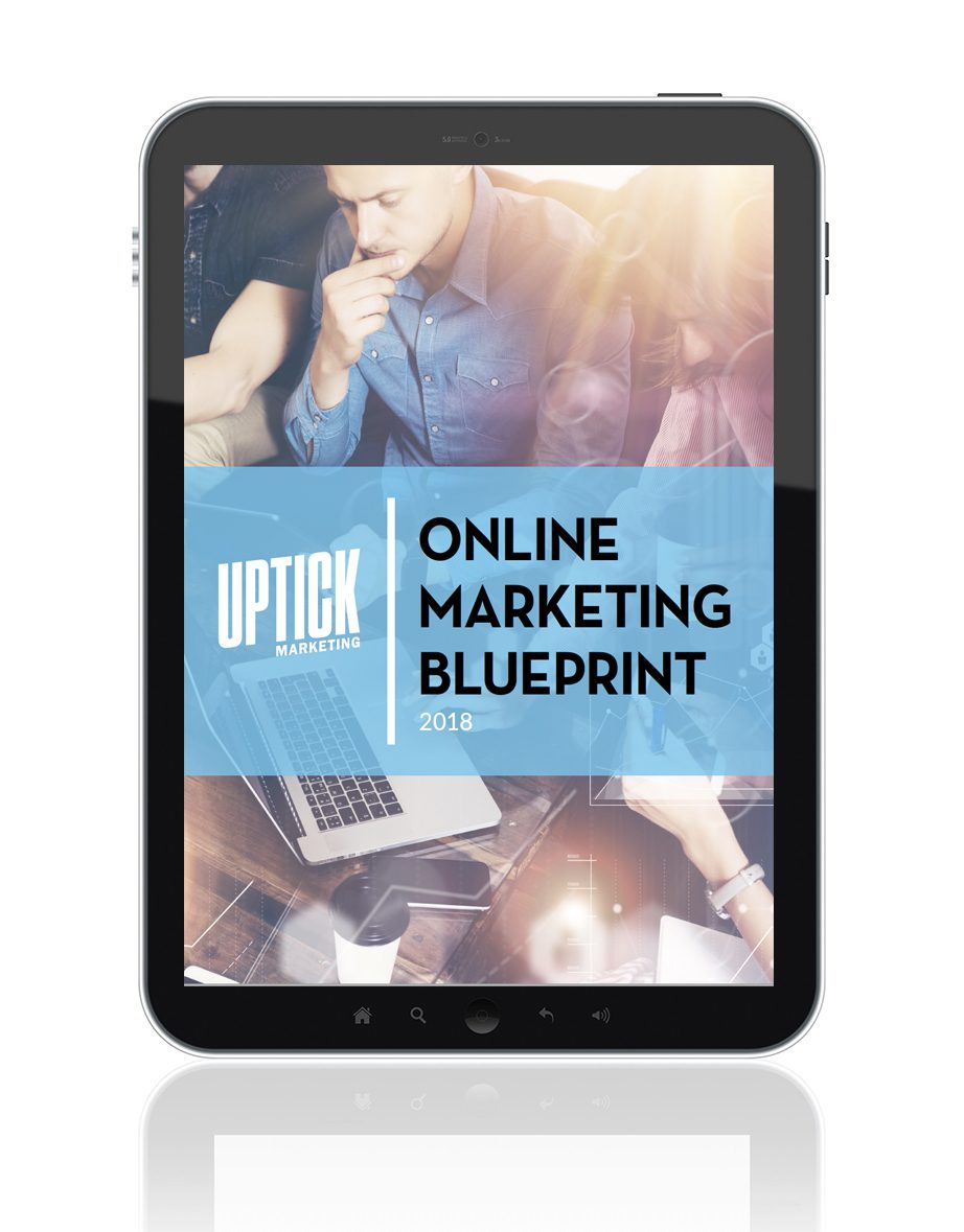 Free 2018 online marketing blueprint by uptick marketing in birmingham the 2018 online marketing blueprint will guide you through the following malvernweather Image collections
